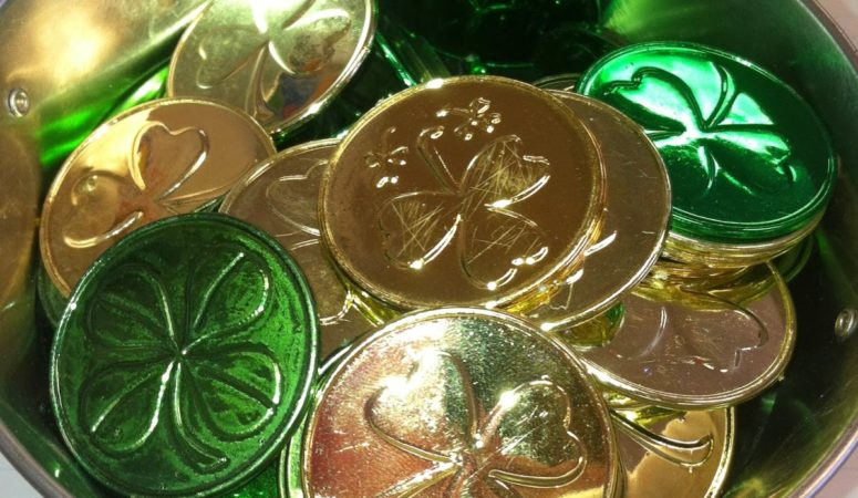 Motivating Fifth Graders with Lucky Coins