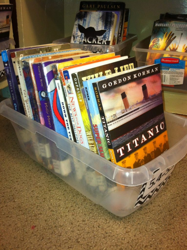 Making Your Paperback Classroom Library Books Last Longer A