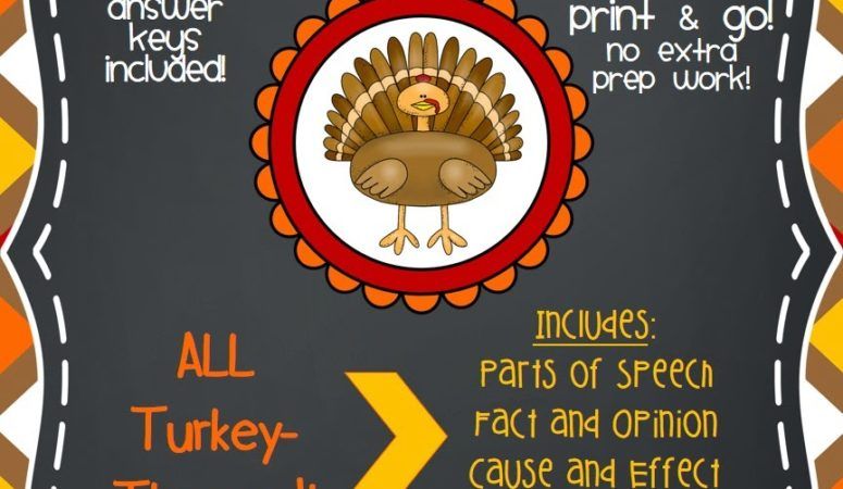 Thanksgiving Resources Galore!