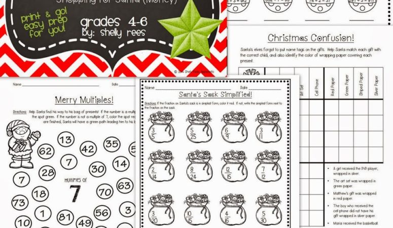 Christmas and Holiday Resources for Your Classroom!