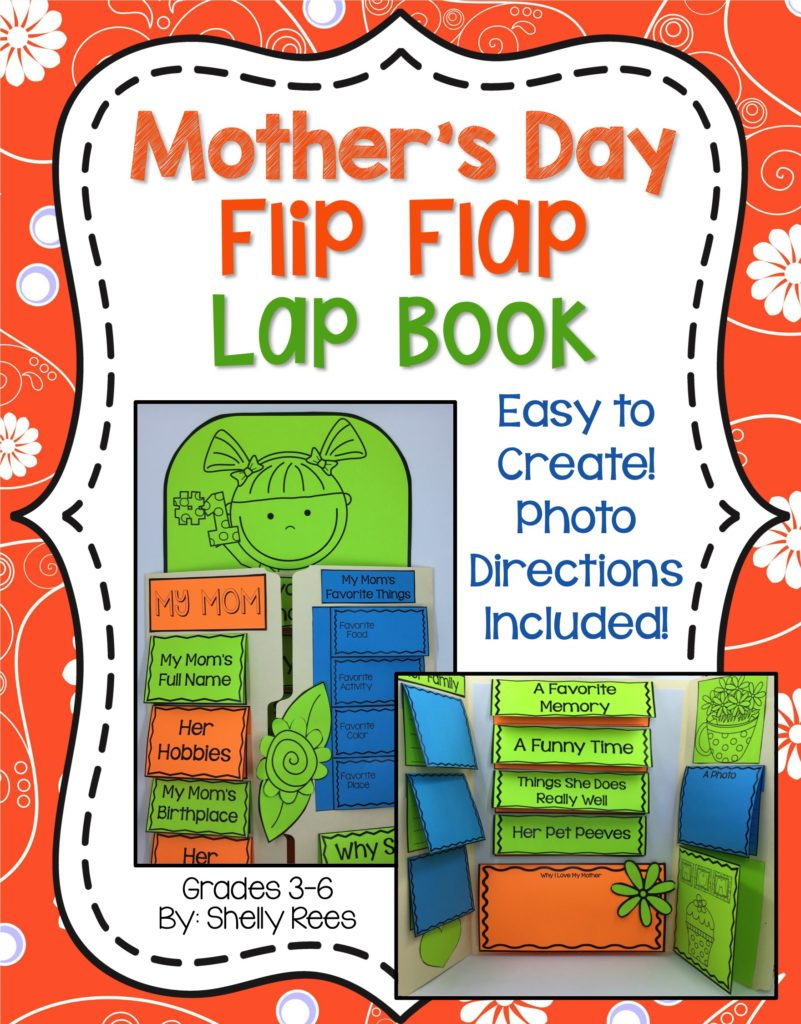 mothers day flip book - 736×940