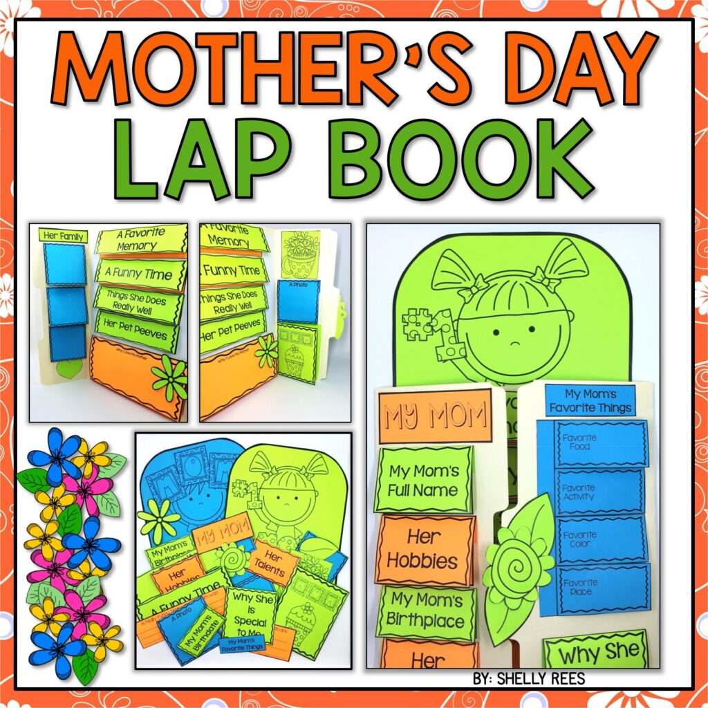 Mothers Day Lapbook