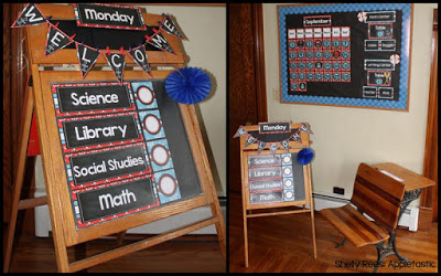 Nautical Theme Decor in the Classroom