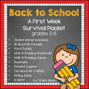 TpT Back to School Resources Link Up