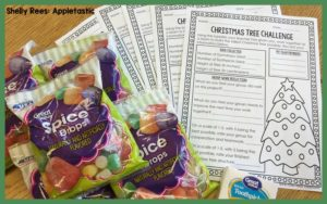 Christmas Tree Challenge: A Mini STEM Challenge