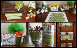 Woodland Animals Classroom Decor Reveal