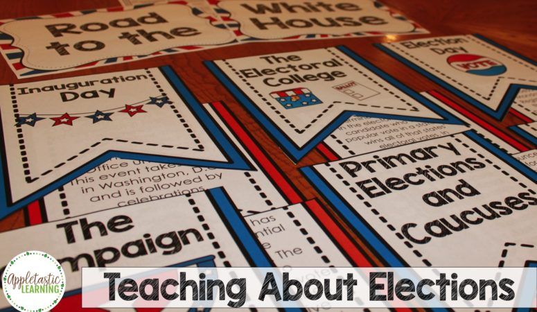 Teaching the Election Process – The Road to the White House