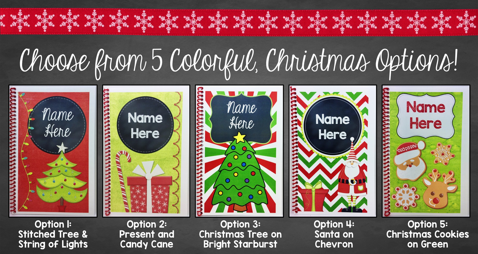 choose from 2 fonts inexpensive christmas gifts for student