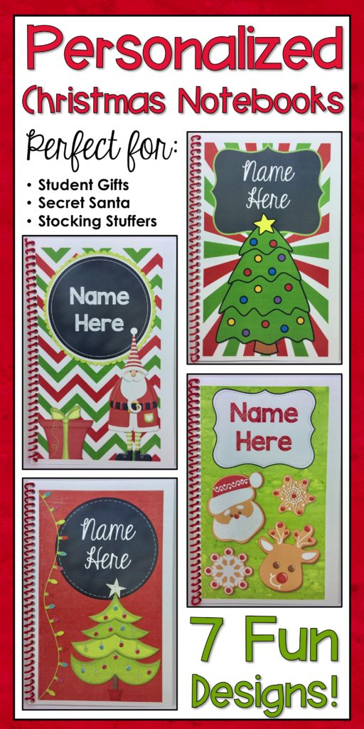 Inexpensive Christmas gifts for student from teacher are easy, fun, and personalized with these low-cost personalized Christmas gifts for kids. From preschool through elementary, including 5th grade students, these cheap Christmas gifts are cute and simple. Also, they are shipped right to your door! #christmasgiftideas #personalized