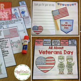 Veterans Day Flip Book – 100% of Proceeds Donated to our Veterans