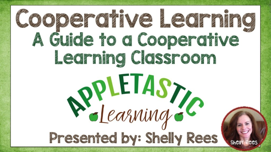 Cooperative Learning Strategies Appletastic Learning