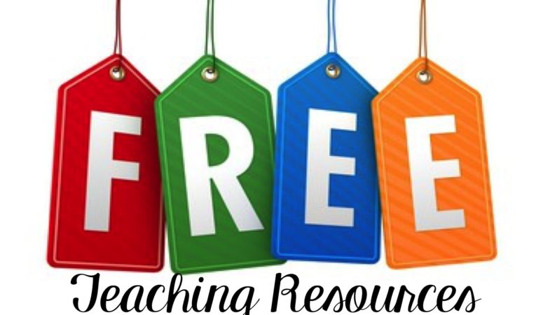 Free Teaching Ideas and Resources