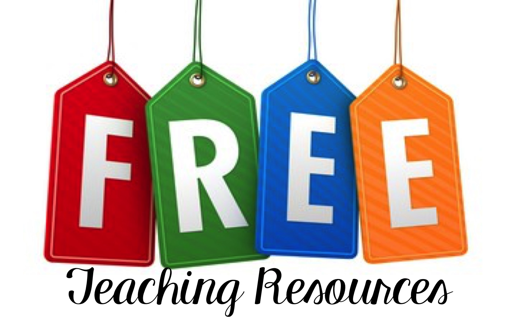 Looking for great FREE teaching resources? Then you're going to LOVE this blog post! You'll have instant access to more than 30 freebies all in one convenient spot. Great free downloads here for preschool, Kindergarten, 1st, 2nd, 3rd, 4th, 5th, 6th, 7th, and 8th grade classroom or homeschool teachers. Click through to see which freebie you want!