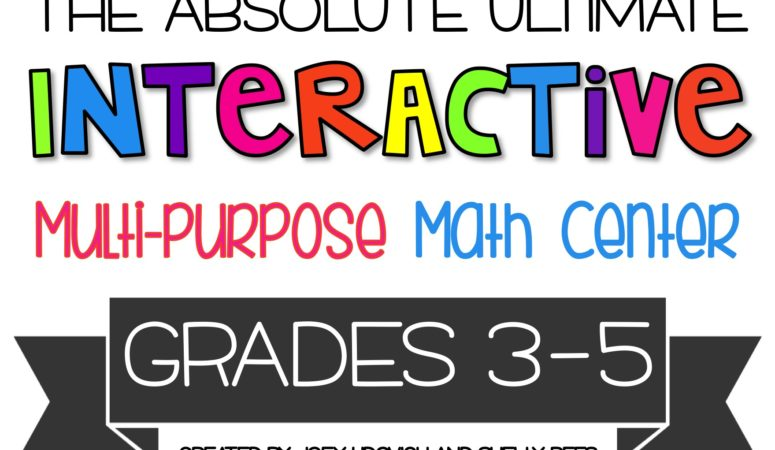 Creating Engaging Student-Led Math Centers