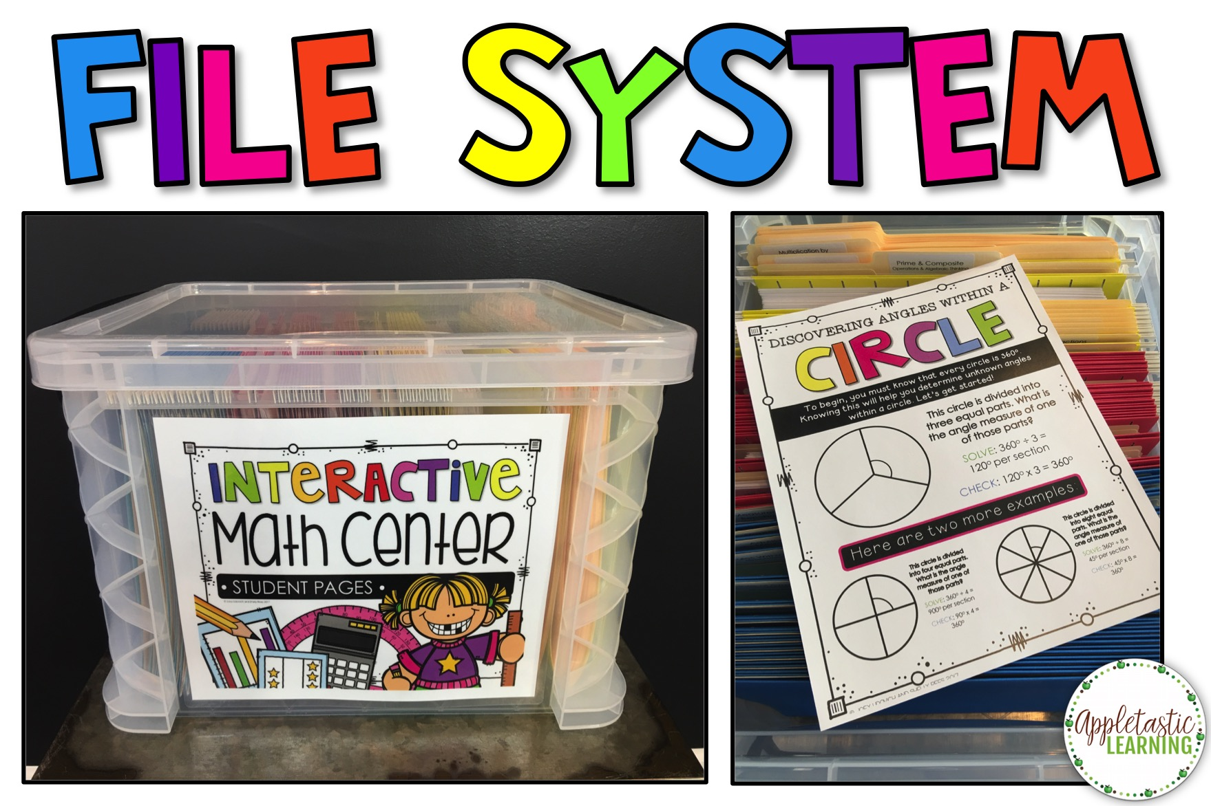 You can have student-led math centers with this one resource. It's perfect for your 3rd, 4th, & 5th grade students. Use these for your early or fast finishers, test prep, easy review materials, homework, seat work, morning work, printable worksheets, and more. It fits with any existing curriculum you currently use. There's a FREE video download so you can see more, & more information through other blog posts. Click through for all the details now. {third, fourth, fifth graders, upper elementary}
