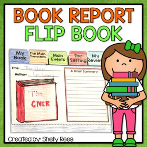 If you're looking for a fun book report alternative, today's your day! You'll get a free Book Report Lap Book two use with your 2nd, 3rd, 4th, 5th, or 6th grade classroom and home school students. You get a FREE book report lap book template (and some other teacher freebies) when you sign up for our mailing list. This is a great project that allows your students to create a complete DIY project. It's great for helping students meet their reading goals withOUT a boring book report. Grab this freebie now!