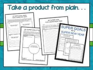 "examples of product pages with the title ""Take a product from plain..."""