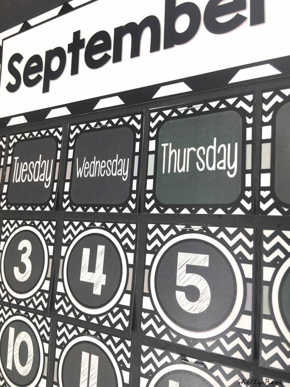 Chalkboard Classroom Theme Appletastic Learning