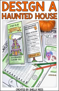 Halloween Project Based Learning