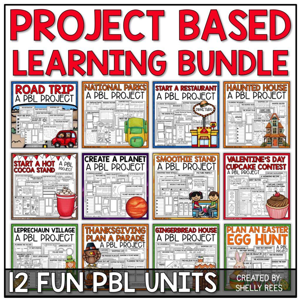 Project Based Learning Bundle