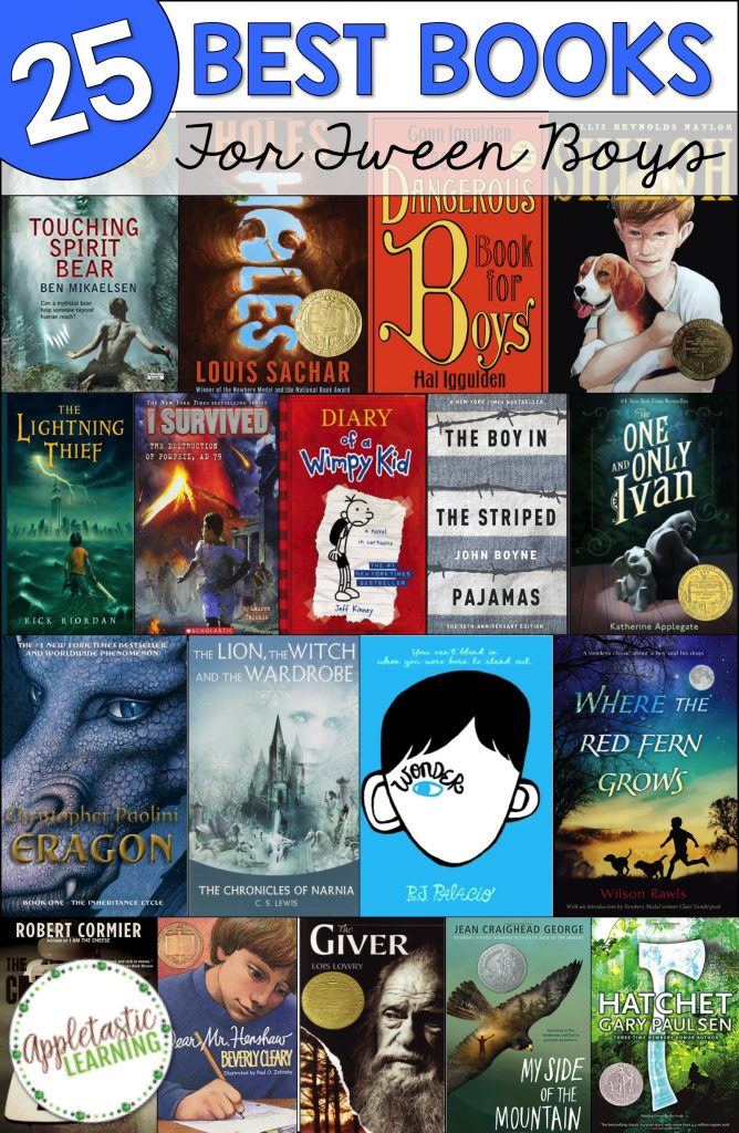 Best books for boys