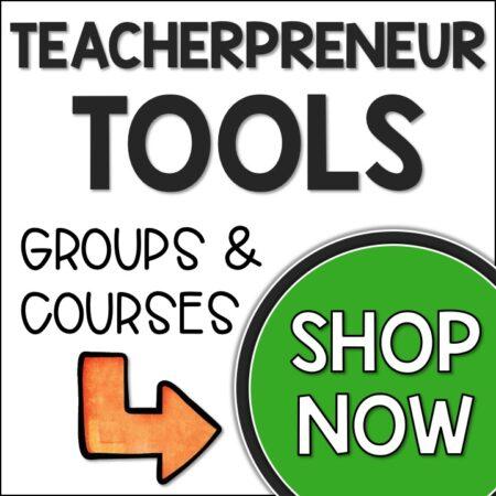 Teacherpreneur Tools