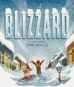Blizzard a Winter Book