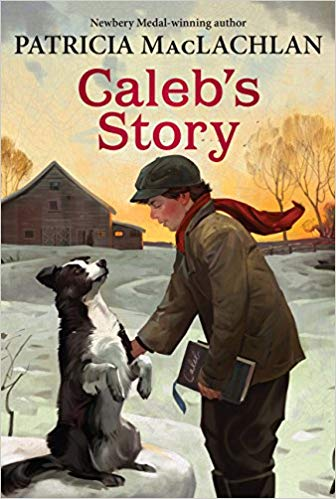 best winter books for kids caleb's story