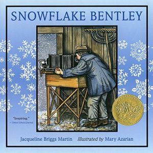 Snowflake Bentley Winter Book Nonfiction