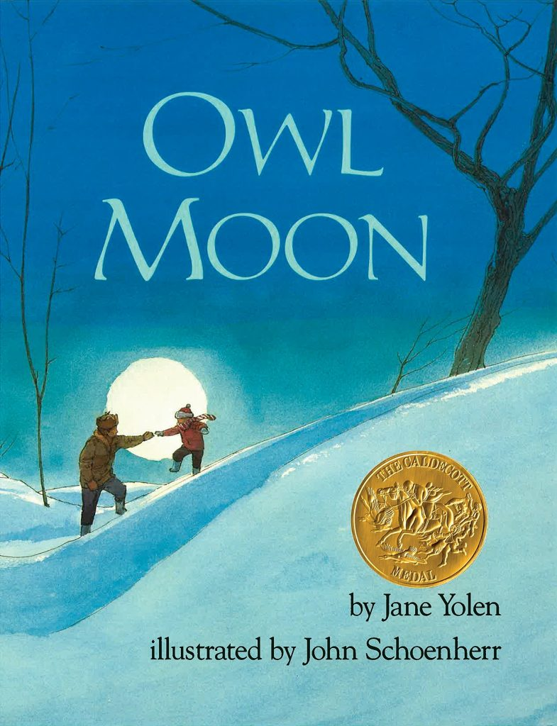 Owl Moon Winter Book