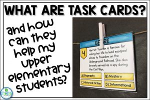 what are task cards