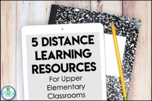 distance learning activities for 4th and 5th grades