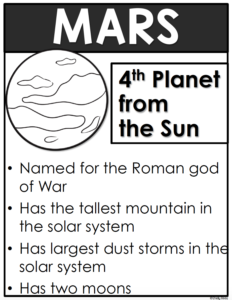 solar system and space activities planet posters