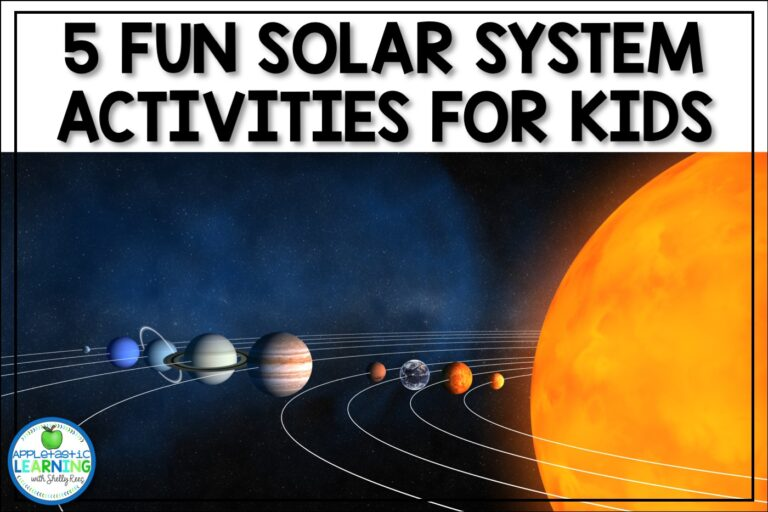 fun solar system projects for kids
