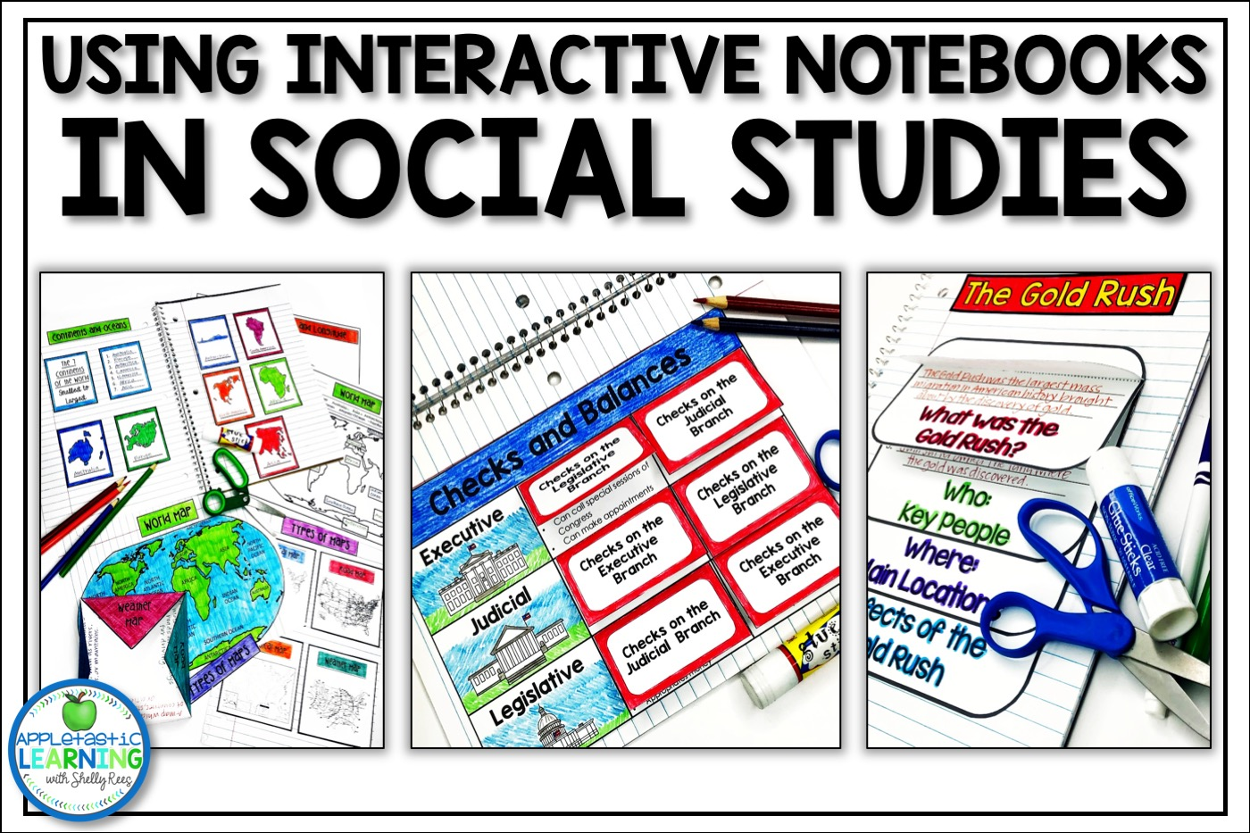 using interactive notebooks in social studies