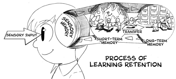 how students learn diagram