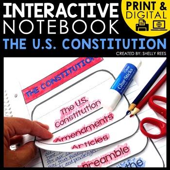 U.S. Constitution Interactive Notebook