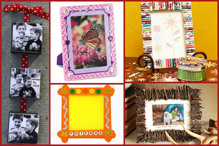 crafty frame ideas
