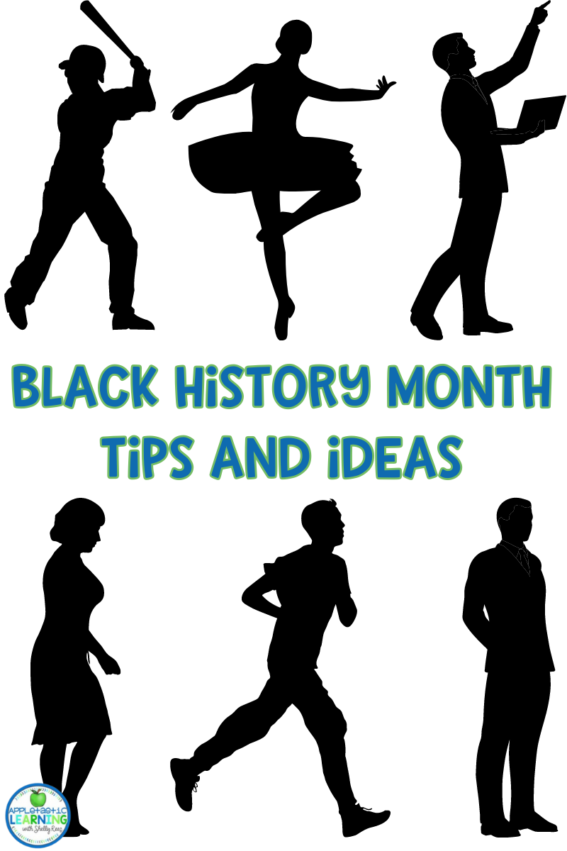 More Black History Month ideas