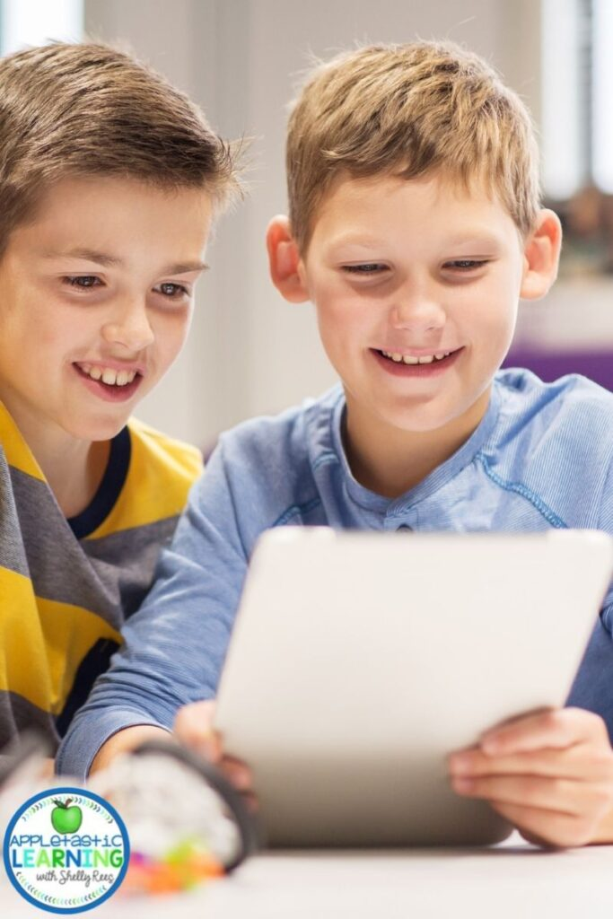 using technology helps to increase engagement
