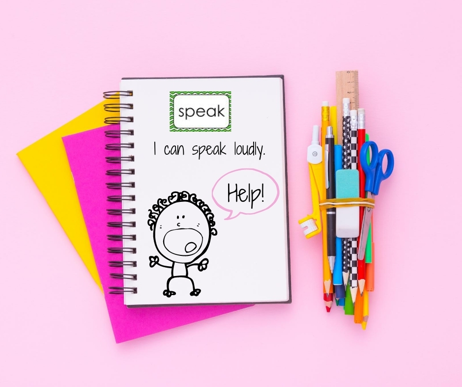 Using an interactive notebook for vocabulary is a great way to create a tool that students can refer to over and over again.
