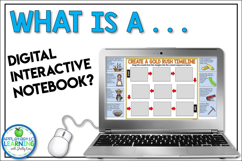 find out all about digital interactive notebooks in this post
