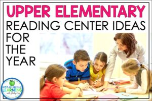 fill your reading centers for the entire school year with these reading and language arts activities your students will love