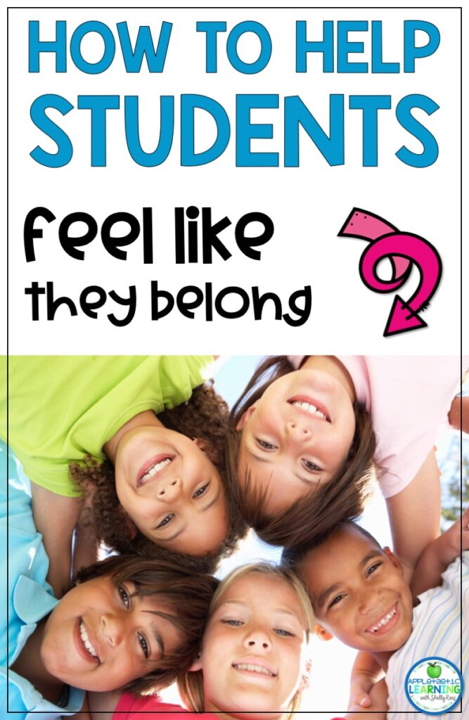 How to Help Students Feel Like They Belong