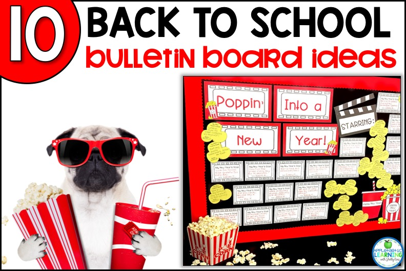 These ten back to school bulletin board ideas are perfect for your classroom