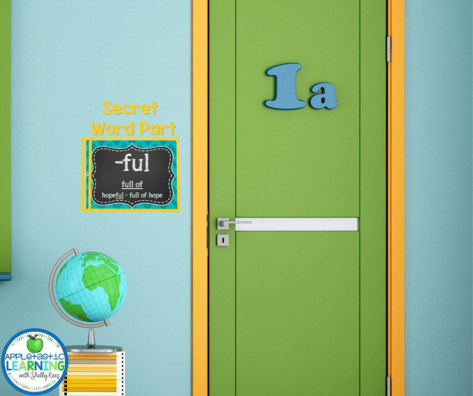 teaching prefixes and suffixes doesn't have to be confined to a lesson or worksheet